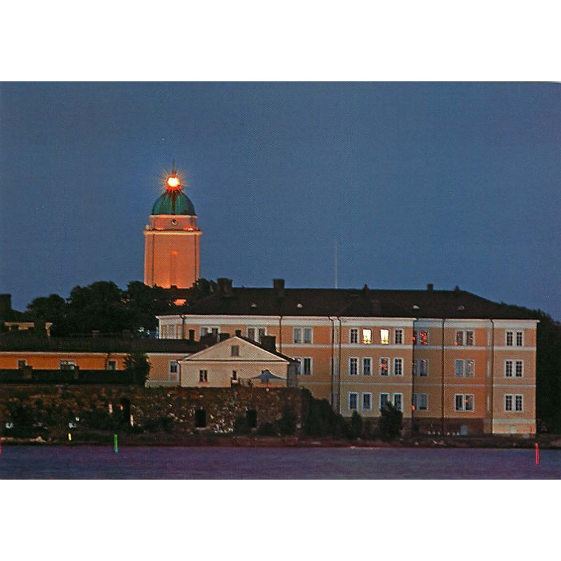 Merisotakoulu, Suomenlinna