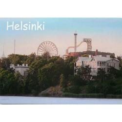 Töölönlahti ja Linnanmäki