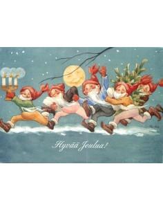 Rudolf Koivu -joulukortti