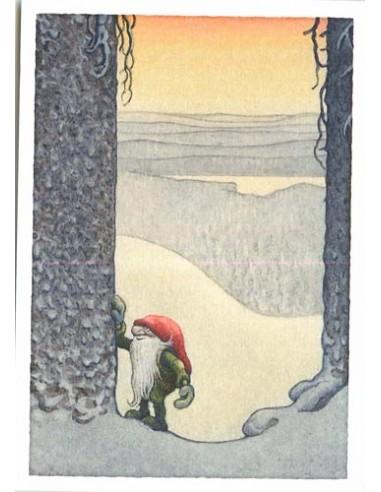 Lennart Helje -joulukortti