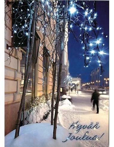 Taneli Eskola -joulukortti