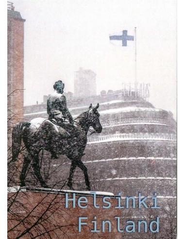Marsalkka Mannerheimin ratsastajapatsas