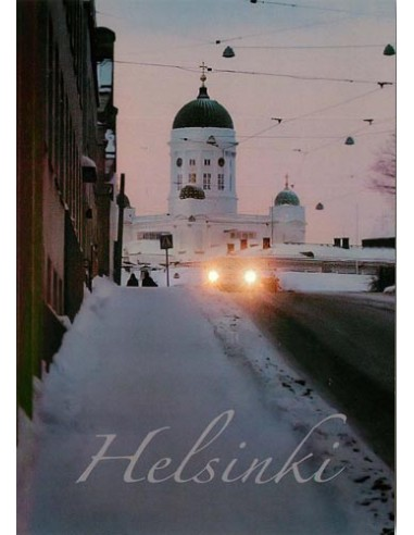 Näkymä Katajanokalta Helsingin...