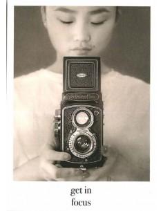 Photo Memory -taidepostikortti