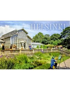 Helsingin talvipuutarha