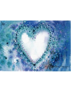 Sininen sydänhetki