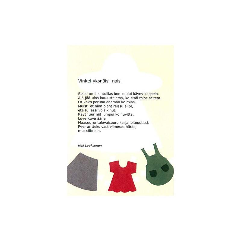 Heli Laaksonen -kortti