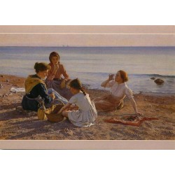Meren rannalla / La Merenda