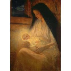 Maria ja lapsi